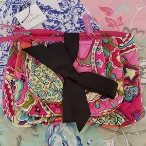 Vera Bradley Cosmetic Trio bags, pouches, NWT